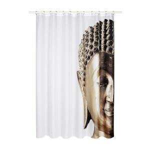 sprchový Závěs Buddha, 180/200 Cm