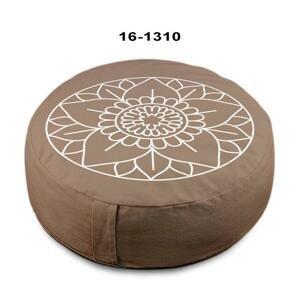 Polštář Na Zem Lata Yoga, P: 40cm, Béžová