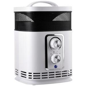 Topení, ventilátory a elektrické krby