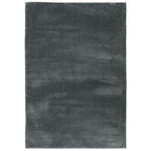 koberec s Vysokým Vlasem Nemo 2, 60/180cm, Antracitová
