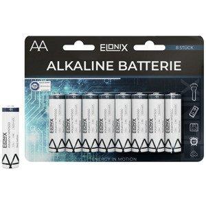 Baterie Alkaline Lr6 Aa, 8 Ks/bal.