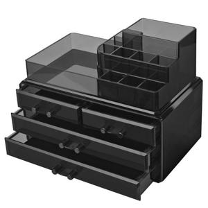 Sconto Úložné boxy JKA001 černá