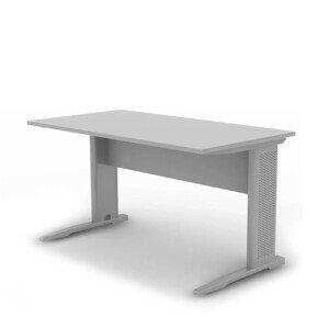 Sconto Psací stůl RIO 227 šedá
