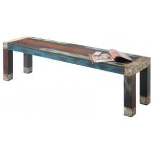Sconto Jídelní lavice GOA 3520 mango/akácie