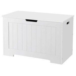 Sconto Úložný box LHS11WT bílá