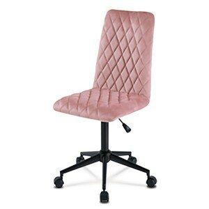 Sconto Dětská židle LORA růžová