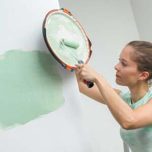 Ruční zásobník na nanášení barvy InnovaGoods No Gravity Paint Tray