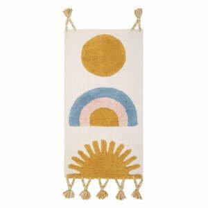 Dětský nástěnný koberec Nattiot Sunshine,40x75cm