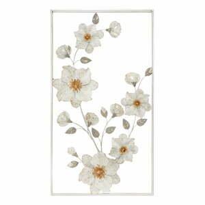 Bílá nástěnná dekorace Mauro Ferretti Flix