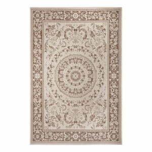 Hnědo-béžový venkovní koberec Ragami Prague, 120 x 170 cm
