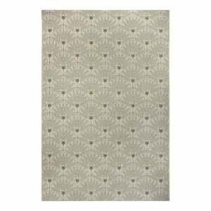 Zeleno-béžový venkovní koberec Ragami Amsterdam, 160 x 230 cm