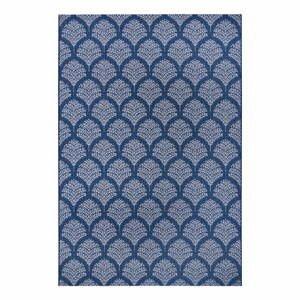 Modrý venkovní koberec Ragami Moscow, 200 x 290 cm