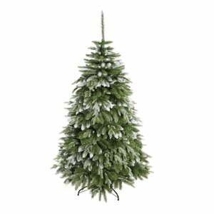 Umělý vánoční stromeček zasněžený smrk Vánoční stromeček, výška 180 cm