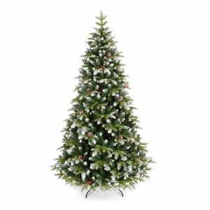 Umělý vánoční stromeček jedle sibiřská Vánoční stromeček, výška 220 cm