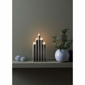 Vánoční svícen ve zlaté barvě Markslöjd Organo