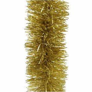 Vánoční girlanda ve zlaté barvě Unimasa Navidad, délka 180 cm