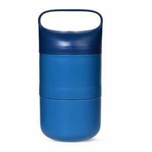 Modrý obědový box HIP