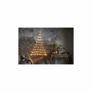 Vánoční světelná LED dekorace Star Trading Star Curtain