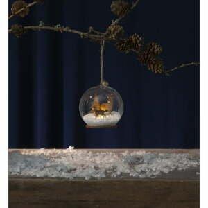 Vánoční závěsná světelná LED dekorace Star Trading Fauna