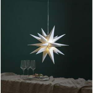 Bílá vánoční venkovní světelná LED dekorace Star Trading Alice