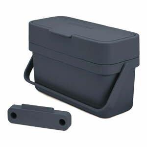 Černomodrá nádoba na kompostovatelný odpad Joseph Joseph Compo,4l