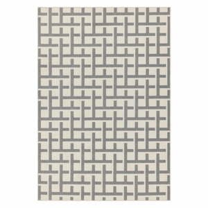 Béžovo-šedý koberec Asiatic Carpets Antibes, 80 x 150 cm