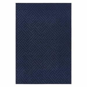 Tmavě modrý koberec Asiatic Carpets Antibes, 80 x 150 cm
