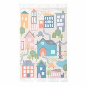 Dětský koberec Flair Rugs My Town, 100 x 150 cm