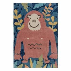 Dětský koberec Flair Rugs Jungle Monkey, 80 x 120 cm