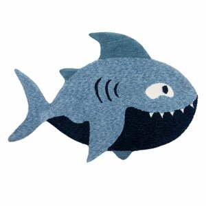 Dětský koberec Flair Rugs Shark, 90 x 150 cm