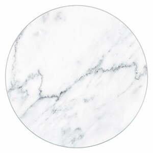 Skleněná podložka pod hrnec Wenko Marble,ø20 cm
