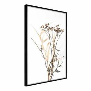 Plakát v rámu Artgeist Diary of a Herbalist, 40 x 60 cm