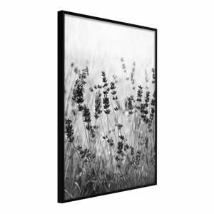 Plakát v rámu Artgeist Shadow of Meadow, 30 x 45 cm