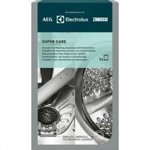 Přípravky do myčky odvápňovač pro pračky a myčky electrolux m3gcp300 super care