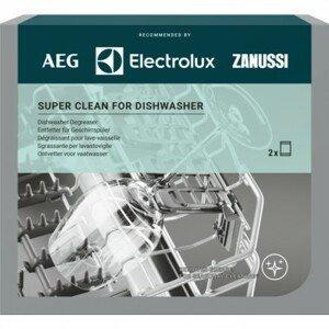 Přípravky do myčky odmašťovač myček nádobí electrolux m3dcp200 super clean