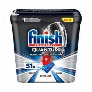 Přípravky do myčky kapsle finish quantum ultimate, 51 ks