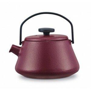 Konvice na vaření vody konvice na čaj brabantia 30004688 t-time, červená, 0,7l