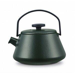 Konvice na vaření vody konvice na čaj brabantia 30004687 t-time, zelená, 0,7l rozbaleno