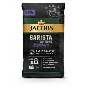 Zrnková káva jacobs barista espresso, 1kg